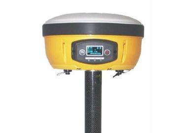 El receptor de los canales RTK de G9 GNSS 372 con software de la e-encuesta recibe singals de GPS/Glonass/Beidou